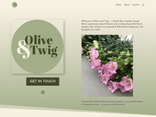 Olive and Twig